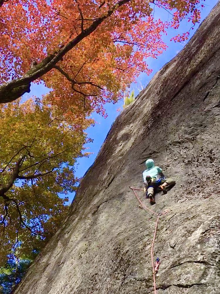 Guided Vermont Rock Climbing Adventure Spirit Guides