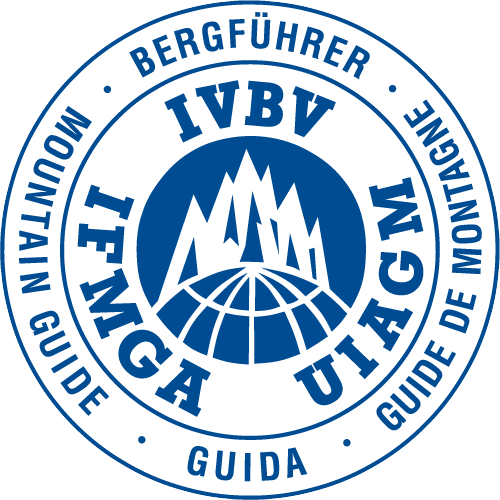 IFMGA Mountain Guide logo